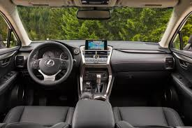 lexus is300h asc 2015 lexus nx review autoevolution