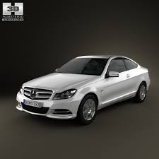 mercedes c350 coupe for sale mercedes c class coupe 2012 by humster3d 3docean