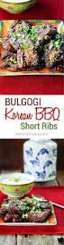 25 best korean ribs ideas on pinterest korean bbq ribs bbq
