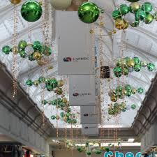 riverside mall christmas decor 2012 tmcc