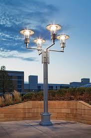 decorative street light poles street pedestrian lighting