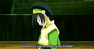 Toph Blind Toph Does The Thing Avatar The Last Airbender The Legend Of