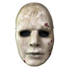 Scary Mask Creepy Face Boogeyman Scary Ghost Mask Ebay