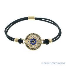 ponytail holder bracelet evil eye turkish charm stretch bracelet elastic hair band