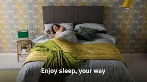 First Night Bedroom Videos Uk Beds And Mattresses Silentnight