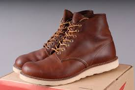 sale boots usa wing 9111 made in usa work boots used vintage sale 2 flickr