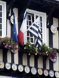 Breton Flag Quimper Breton Gite