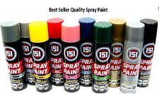 How Many Cans Of Spray Paint To Paint A Car - silver car paint spray ebay