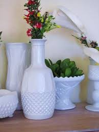 Milk Vases For Centerpieces by 118 Best For Thy Love Of Milkglass Images On Pinterest Milk