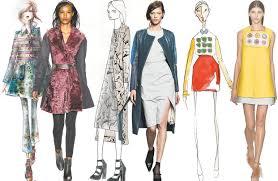 fashion week sneak peek wsj