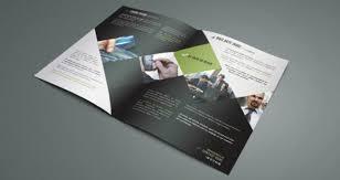 2 fold brochure template psd 65 print ready brochure templates free psd indesign ai