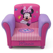 Mickey Mouse Chair by Disney Minnie Mouse Upholstered Chair Toys