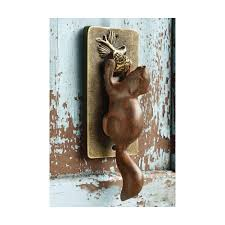 Home Decorators Promo Code 10 Off by Home Decorators Collection Brown And Gold Aluminum Squirrel