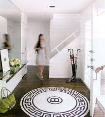 Monogrammed Rugs Outdoor by Adore This Foyer And The Greek Key Rug With Monogram Brilliant