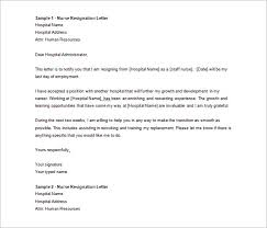 best solutions of how to write resignation letter for staff nurse