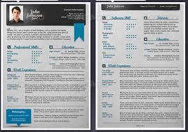 curriculum vitae pdf formato unico las 40 mejores plantillas editables para curriculums creativos