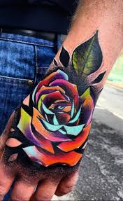 hand rose tattoo inkstylemag