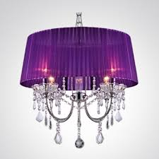 Shaded Crystal Chandelier The 3rd Page Fashion Style Chandeliers Pendants Mini Pendants
