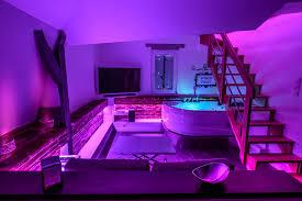 chambre avec spa lyon chambre avec lyon source d inspiration l antre vue nuit d