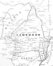 Map Of Cameroon Major Charles Stooks Soldiers U0027 Stories National Army Museum