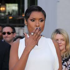 this nail polish color on jennifer hudson is the most perfect