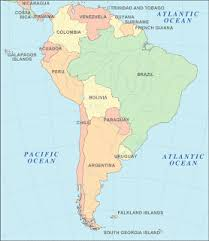 south america map equator on the equator mostly january 2011