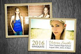 senior graduation card template card templates creative market