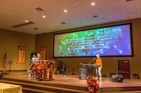 pastor appreciation and 50th wedding anniversary celebration