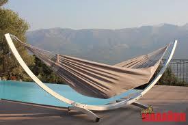 hammock stand u0027alu arc u0027 for use with double and xl hammocks