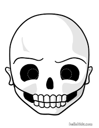 skeleton activities crafts and bone chilling coloring pages for kids