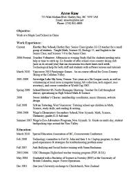 Hobbies And Interests On A Resume Examples by Cv Good Hobbies