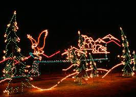 Oglebay Christmas Lights by Holiday Christmas Light Displays Great American Things