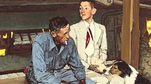 kenneth stuart norman rockwell a storied collaboration