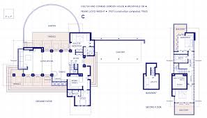 frank lloyd wright plans gordon house plan filegordon png wikimedia commons residences