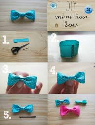 ribbon hair bow 30 and easy to make hair bows diy projects