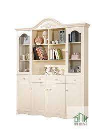 corner bookcase with doors korea style white bookshelf design wooden ha c four doors corner