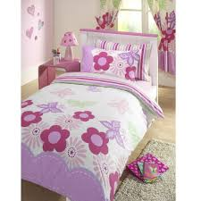 girls pink bedding girls white green u0026 pink horse and pony show double duvet cover