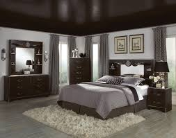 Retro Bedroom Designs by Retro Master Bedroom Dark Wood Furniture Interior Design Ideas