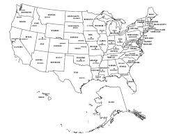 united states map with states names and capitals list of states and capitals and abbreviations search