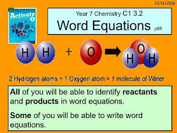 ionic equations acids and salts edexcel 9 1 combined science by