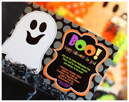 Kids Halloween Birthday Party Invitations by Amanda U0027s Parties To Go Halloween Party Ideas