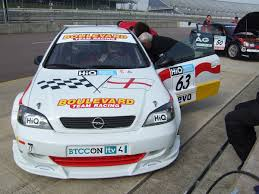 opel race car martin johnson racing driver wikipedia