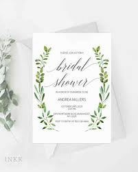 bridal shower invitations cheap 10 affordable bridal shower invitations you can print at home