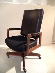Commercial Desk Desk Chairs Vintage Mid Century Modern Desk Chair Swivel High