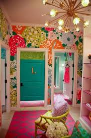 lilly pulitzer stores a new bedroom for my 10 year niece the before and the plan