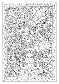 detailed flower coloring pages christmas dog coloring 16058