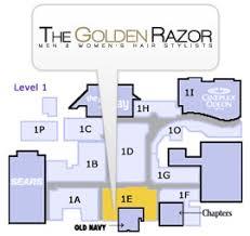 contact the golden razor