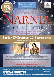 Narnia Map Return To Narnia The Last Battle Amazing Accrington