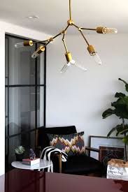 Diy Light Fixtures Mountain Modern Modern Light Fixtures You Won T Believe Are Diy