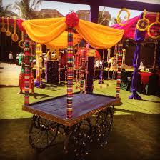 mehndi home decor elegance events pictures mehndi wedding indian gift cart mehendi